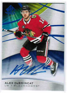 19-20-2019-SP-GAME-USED-ALEX-DEBRINCAT-37-BLUE-AUTOGRAPH-AUTO-CHICAGO-BLACKHAWKS