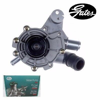 GATES Engine Water Pump for Mercury Cougar V6; 2.5L 1999-2002