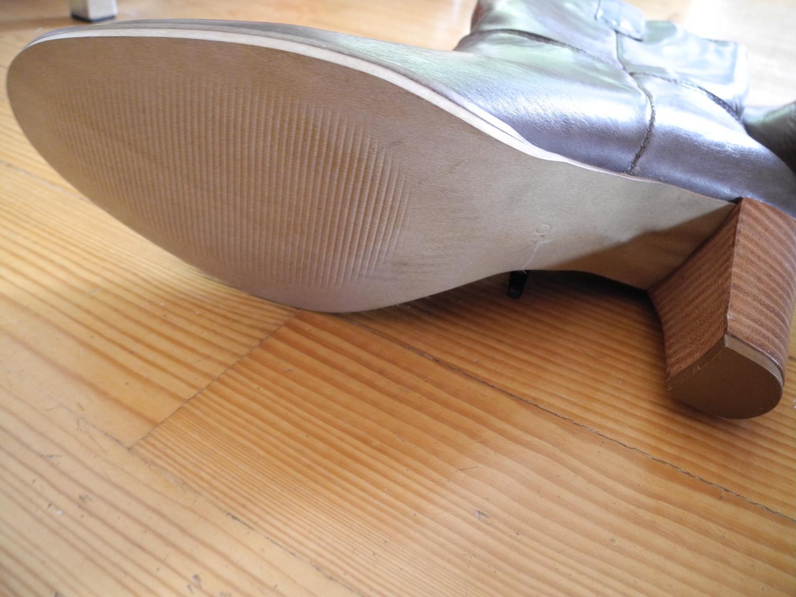 Sommerkind Stiefel UNGETRAGEN Stiefeletten braun NEU und UNGETRAGEN Stiefel Neupreis 570349