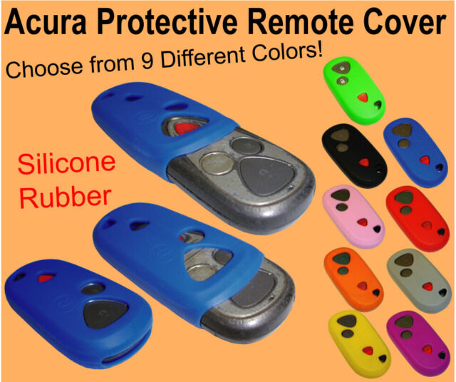 Acura Keyless Remote Rubber Fob Cover CL MDX RL RSX TL TSX
