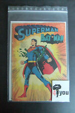 1.8 GD- GOOD- SUPERMAN  # 233  GERMAN EURO VARIANT 0W/CP  YOP 1971