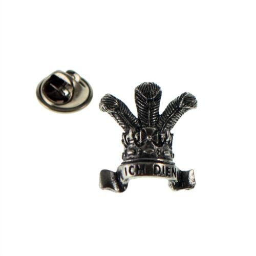 Príncipe de Gales Estaño Insignia Pin de Solapa xwtp 067