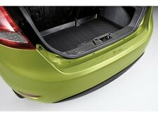 OEM NEW 2011-2013 Ford Fiesta Rear Bumper Protector Applique - Self Adhesive