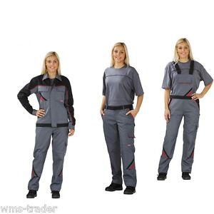 noirs pantalons de travail salopette veste femme v tements ebay. Black Bedroom Furniture Sets. Home Design Ideas