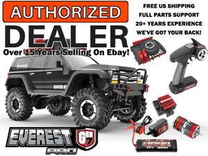 Redcat-Everest-GEN7-Pro-Extreme-4x4-Scale-Crawler-2-4Ghz-Ready-To-Run-Black