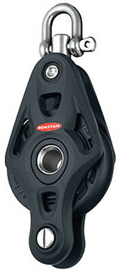 Ronstan Series 75 Core Single Block with Becket RF74110
