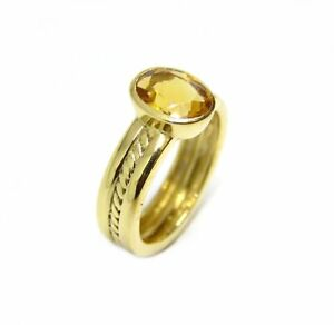 14-KT-YELLOW-GOLD-CITRINE-LADY-039-S-RING