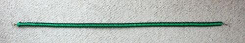 Light /& Dark Green Cámara//Binoculares Correa para el cuello tejido en su totalidad cobra para cable