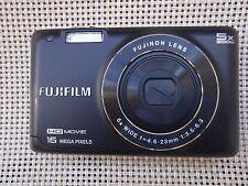 Fujifilm FinePix J Series JX660 16.0MP Cámara digital-película HD-negro