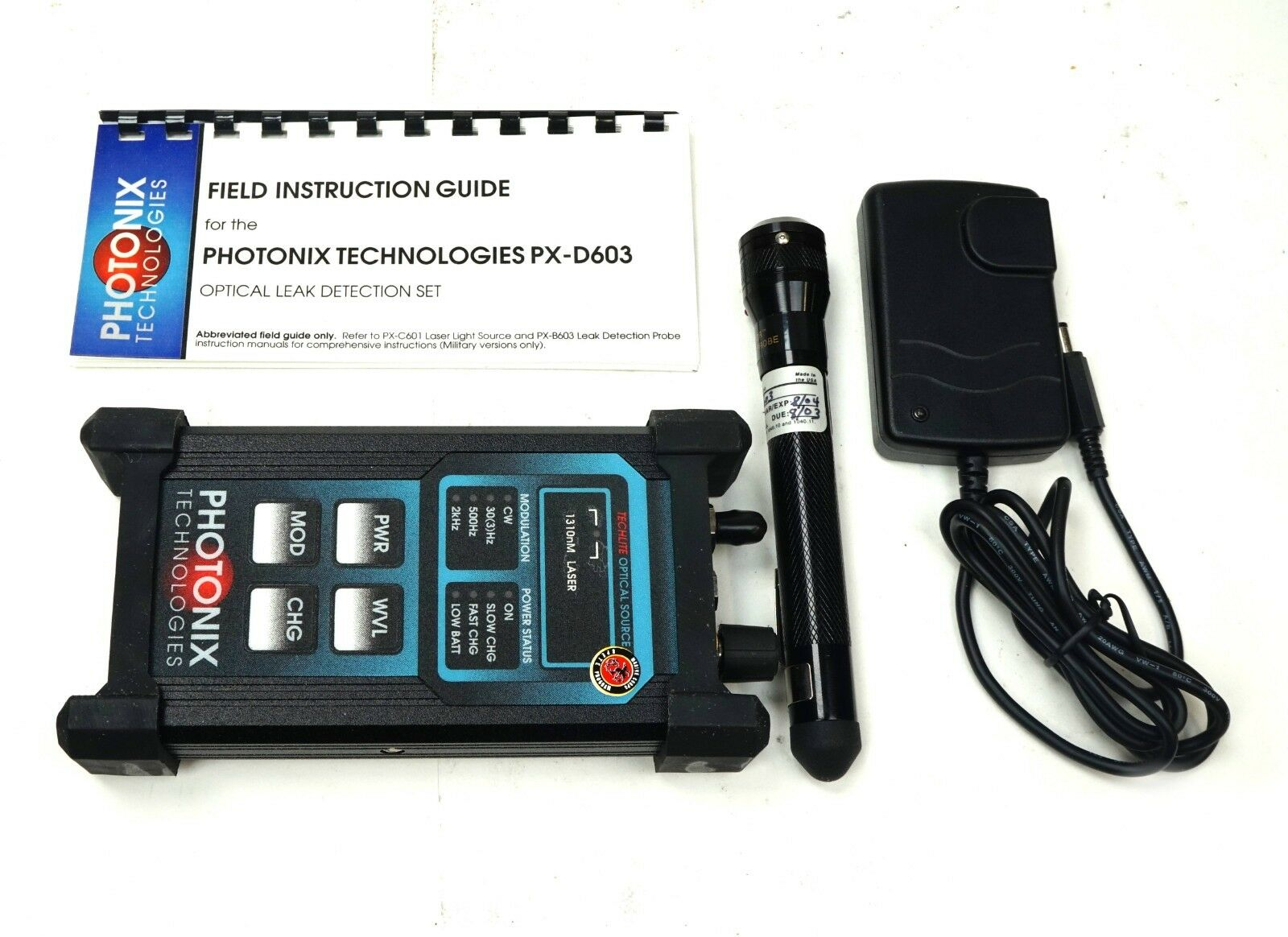 FIBER OPTIC TESTING KIT