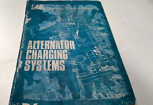 1969-BEDFORD-ALTERNATOR-CHARGING-SYSTEMS-Manual