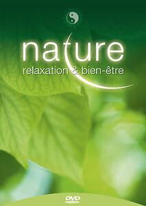 Various-Artists-Bien-etre-amp-Relaxation-Nature-DVD-CD