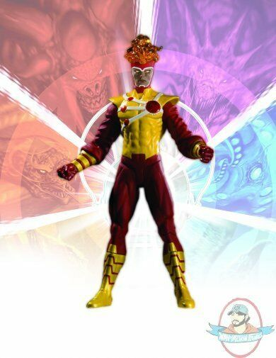 Brightest Day Day Day Series 2 Firestorm Figure New DC Comics 368e10