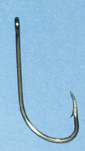 EAGLE CLAW 84# 5//0 100CT OFFSET BRONZE HOOKS 6868