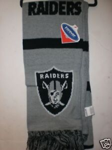 Forever-Collectibles-Oakland-Raiders-NFL-Licensed-Scarf