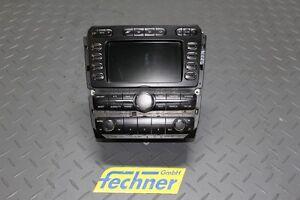 Navigationssystem-Bentley-Continental-GT-GTC-3W0035007MX-Navi-Einheit-Radio