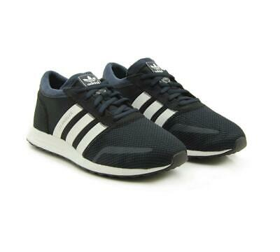 Chaussures Adidas Homme Los Angeles S79024 Bleu Neuf Toile Baskets Sportive | eBay