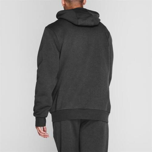 ✅SLAZENGER Herren Kapuzen Pullover Hoody Sweatshirt Fleece Jumper Hoodie Sweater