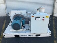 Gardner Denver 50 Hp Rotary Screw Air Compressor Ingersoll Rand Kaeser Quincy