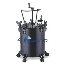 California Air Tools 10 Gal Pressure Pot New