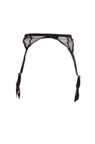 S Lace Suspender Lovely Bcf88 L'agente Black Provocateur Rrp di £ 38 da Agent donna BgAAq4