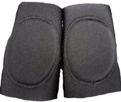 AMA Black Pro Elbow Pads Large , wrestling football MMA judo sports Jui Jitsu L