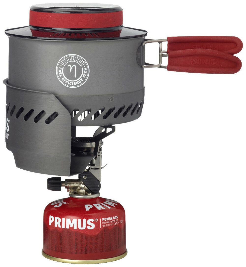 PRIMUS Lightweight And Fuel Efficient ETA Express Gas Camping Stove Set