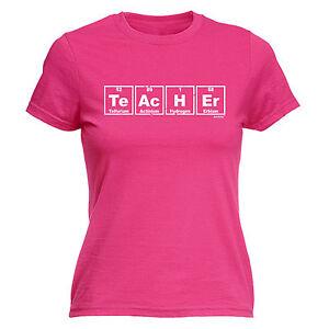 Teacher periodic table design womens t shirt cute geek nerd image is loading teacher periodic table design womens t shirt cute urtaz Images