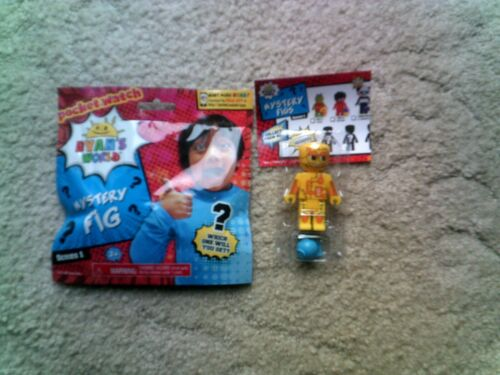Ryan/'s World Mystery Figure Series 1 Complete Your Collection