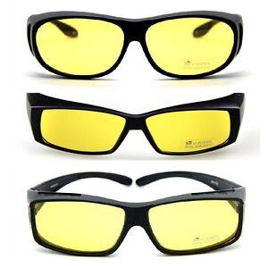 A imagem está carregando Anti-reflexo-Visao-Noturna-Lente-Amarelo-oculos-De- c4ddcd4504