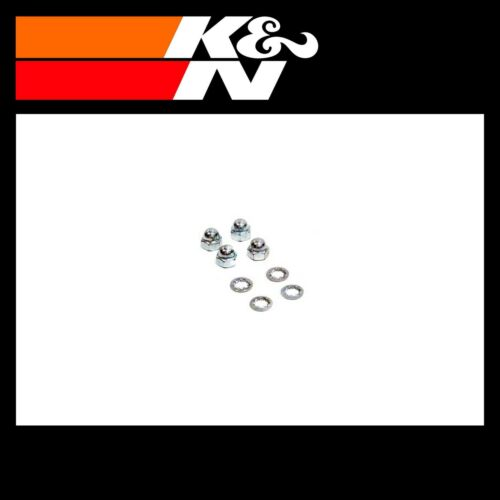 K and N Original Parts Washers K/&N 85-5015 Dome Nuts