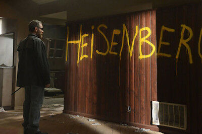 """Breaking Bad Heisenberg 13 X 19"""" Photo Print Crease-Resistance Other Home Décor"""