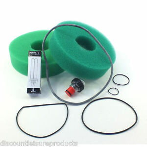 Hozelock cyprio bioforce 2200 stagno filtro annuale kit di for Filtro per stagno
