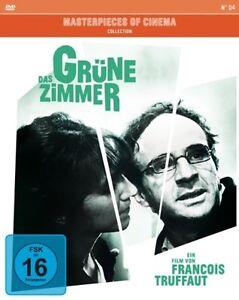 Details zu MEDIABOOK Francois Truffaut DAS GRÜNE ZIMMER Nathalie Baye LA  CHAMBRE VERTE DVD