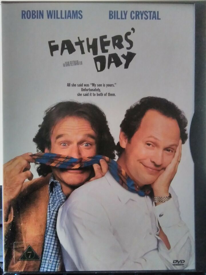 FATHERS' DAY, DVD, komedie