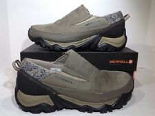 Merrell Women's Size 7 Polarand Rove Mic Boulder Slip On Winter Shoes ZD-221