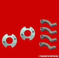 Bugaboo Cameleon,frog,gecko,classic 2 Disc 4 Lever Repair Kit Model 1&2