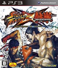 (Used) PS3 Street Fighter X Tekken [Import Japan]((Free Shipping))