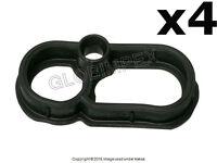 Jaguar (2010+) Spark Plug Hole Gasket For Valve Cover Left (4) Genuine +warranty