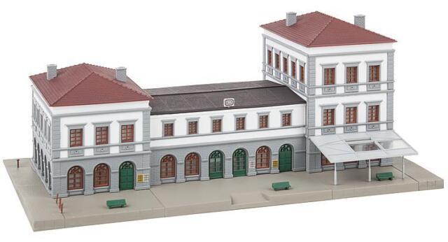 Faller 239101 Scala N Stazione Königsfeld << # Nuovo in Scatola Originale #
