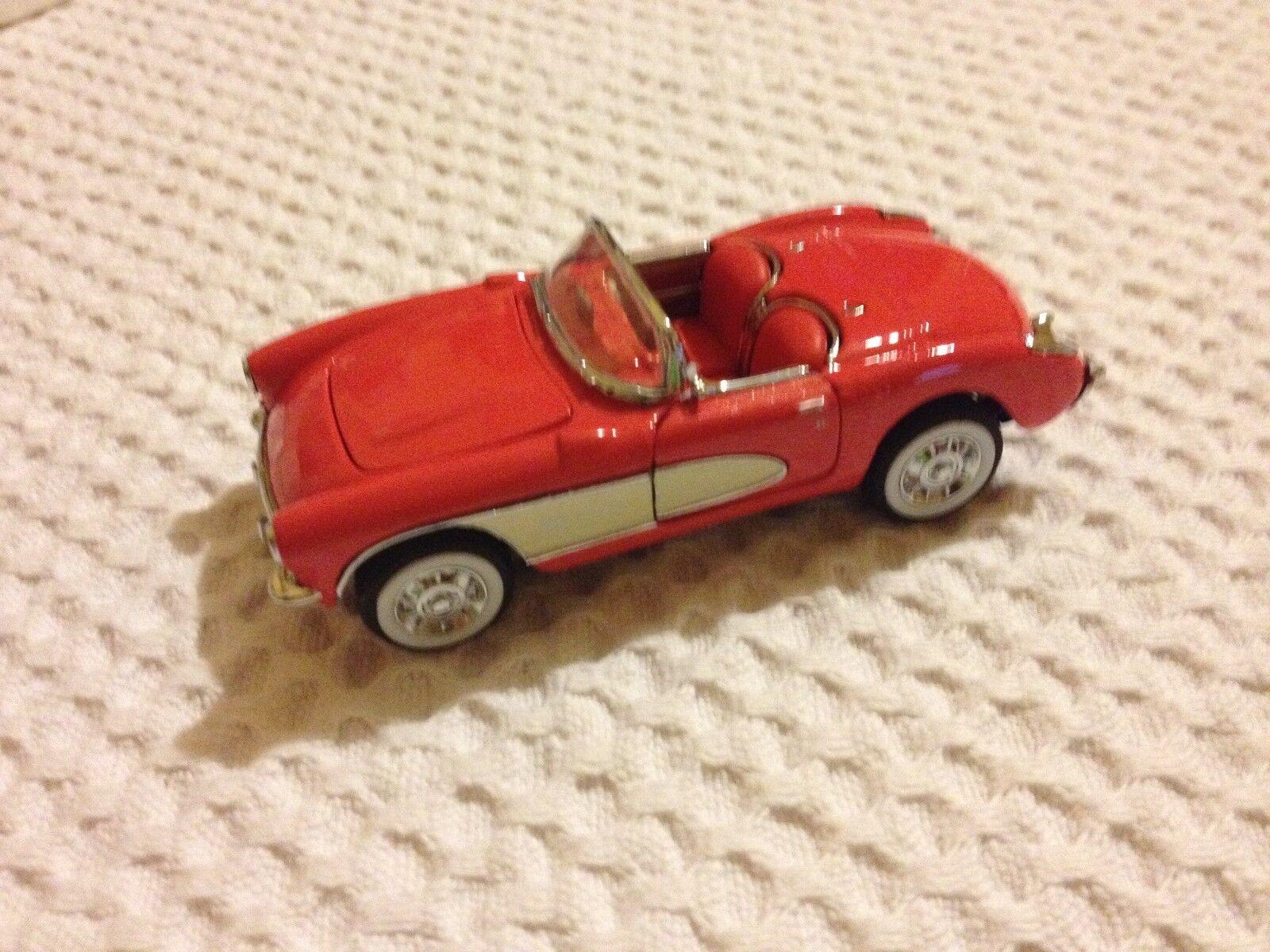 Franklin - mint - 1957 corvette - oldtimer aus den 50er jahren