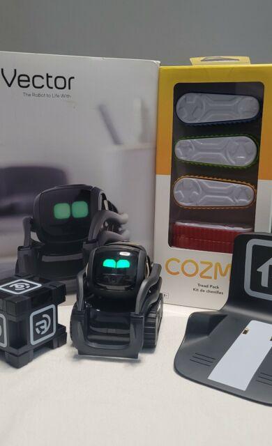 Anki Vector Home Companion Robot with Alexa.