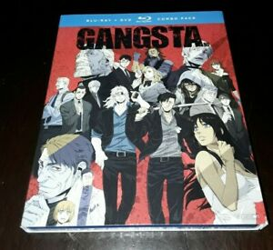 Gangsta-Complete-Series-Bluray-DVD-BRAND-SPANKING-NEW-English