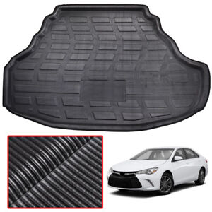 Fit-For-Toyota-Camry-Aurion-2012-2017-Rear-Trunk-Cargo-Mat-Boot-Liner-Floor-Tray