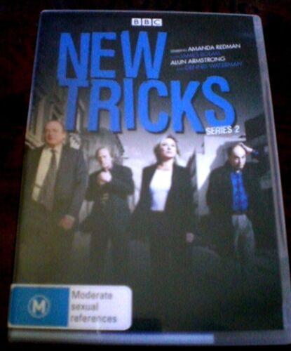1 of 1 - NEW TRICKS SERIES 2 - 3 DISC SET DVD - R4 Aust/PAL