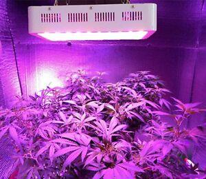 300W-LED-Grow-Light-Croissance-Floraison-Horticole-Lampe-avec-Crochet-IR-UV