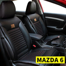 5 Seat Car Covers Interior Front And Rear Seat Covers For 2007 2021 Mazda 6 Us