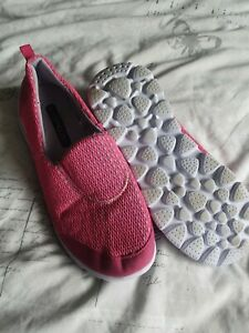 Womens Pink Size 41 Shoes Worn Once