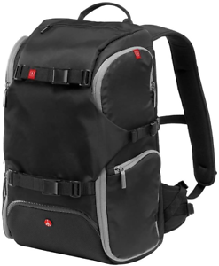Manfrotto-MB-MA-BP-TRV-Advanced-Travel-Backpack-Camera-Photo-Black