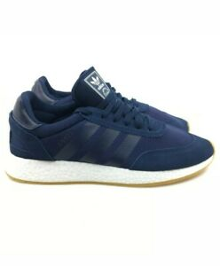 New-Men-039-s-Adidas-Originals-I-5923-Navy-Navy-Gum-D97347-size-12